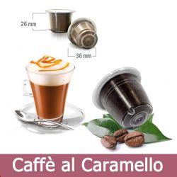 10 Caffè Al Caramello Compatibili Nespresso