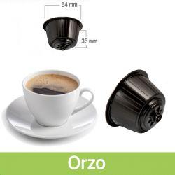 50 Capsule Caffè Orzo Tre Venezie - Compatibili Nescafè Dolce Gusto