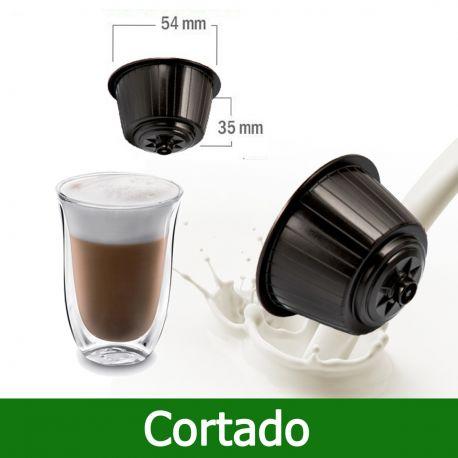 8 Capsule Cortado Compatibili Nescafè Dolce Gusto