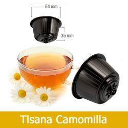 16 Camomilla Compatibili Nescafè Dolce Gusto
