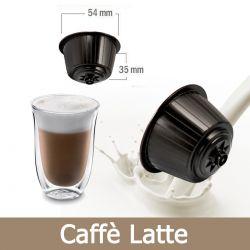 50 Caffè Latte Compatibili Nescafè Dolce Gusto