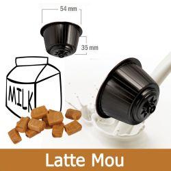 50 Latte Mou Compatibili Nescafè Dolce Gusto