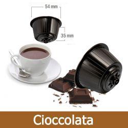 16 Cioccolata Compatibili Nescafè Dolce Gusto