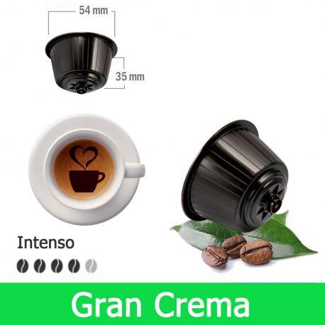 8 Caffè Gran Crema Compatibili Nescafè Dolce Gusto