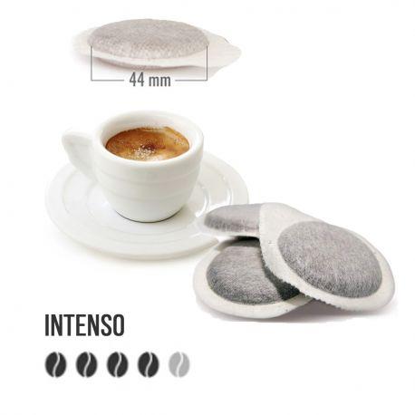 100 Cialde in Carta Ese 44 Crema Soave Caffè Tre Venezie