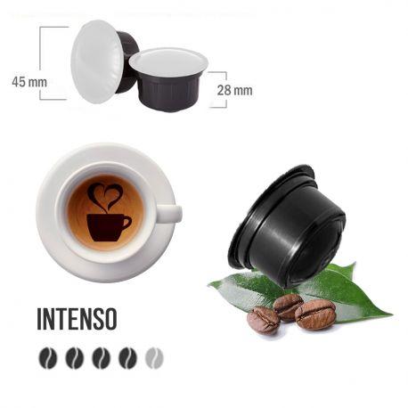 10 Capsule Caffè Gran Crema Compatibili Caffitaly