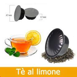 10 Tè Al Limone Compatibili Lavazza A Modo Mio