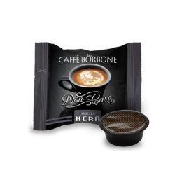 50 Capsule Don Carlo Caffè Borbone Miscela Nera (compatibili Lavazza A Modo Mio)