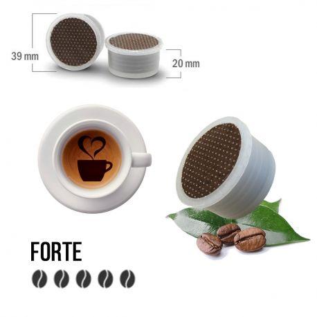 100 Capsule Caffè Tre Venezie Leon D'Oro Cialde Compatibili Lavazza Espresso Point