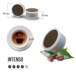 100 Capsule Caffè Crema Soave Tre Venezie - Compatibili Lavazza Espresso Point
