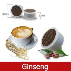 100 Capsule Caffè al Ginseng Tre Venezie - Compatibili Lavazza Espresso Point