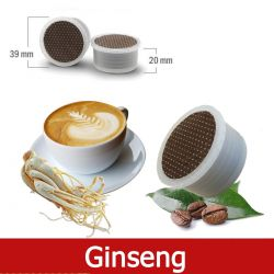 10 Ginseng Compatibili Lavazza Espresso Point