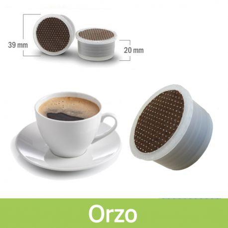 100 Capsule Caffè Solubile Orzo Tre Venezie Cialde Compatibili Lavazza Espresso Point