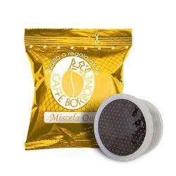 50 Capsule Lavazza Espresso Point Caffè Borbone Miscela Oro