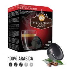 16 Capsule Arabica Compatibili Lavazza A Modo Mio