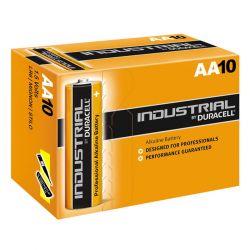 Duracell AA Stilo Industrial - Confezione da 10 pezzi