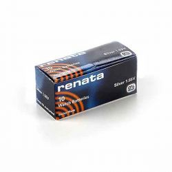 10 Pile 344 Renata SR1136SW