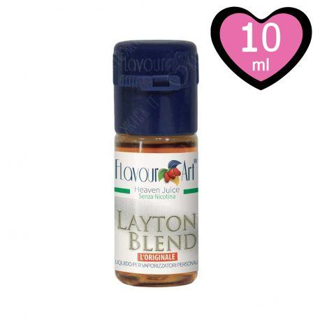 Layton Blend FlavourArt Liquido Pronto da 10 ml