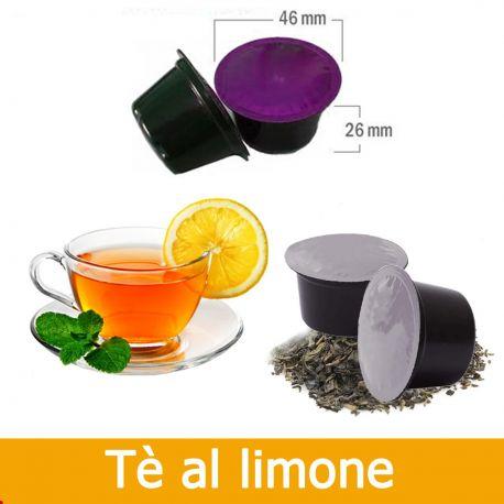 10 Tè Al Limone Compatibili Lavazza Blue