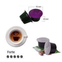 10 Caffè Ristretto Compatibili Lavazza Blue