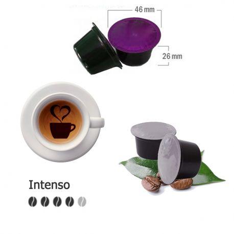 10 Caffè Gran Crema Compatibili Lavazza Blue