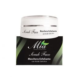 Scrub Viso Esfoliante con Acido Salicilico 50 ml
