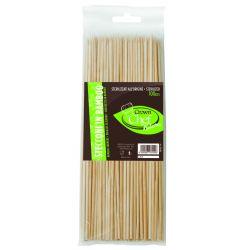 Stecconi in Bamboo da 25 cm 100 Pz.