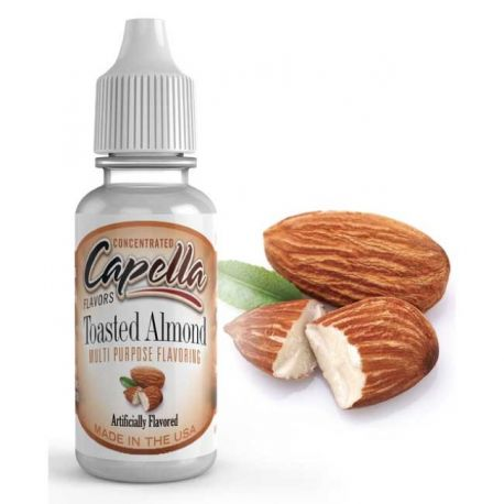 Toasted Almond Aroma Capella Flavors
