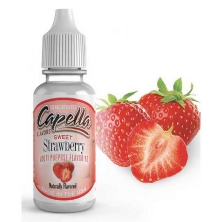 Sweet Strawberry Aroma Capella Flavors