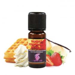 Vanilla Strawberry Waffles Aroma Twisted Vaping Aroma Concentrato da 10ml per Sigarette Elettroniche