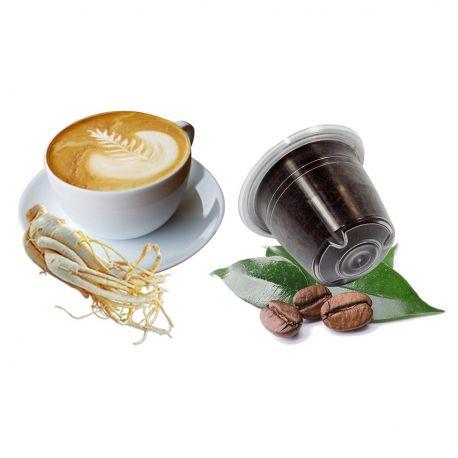 10 Capsule al Ginseng Compatibili Nespresso