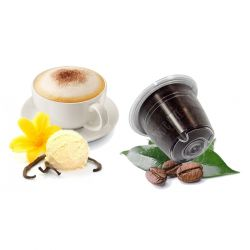 10 Capsule Vaniglia Compatibili Nespresso