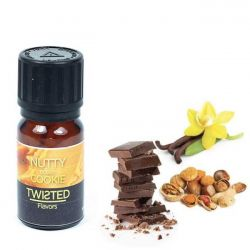 Nutty Bobby Cookie Aroma Twisted Vaping Aroma Concentrato da 10ml per Sigarette Elettroniche