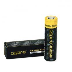Aspire 18650 Batteria 2500 mAh 20A