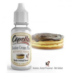 Boston Cream Pie V2 Aroma Capella Flavors