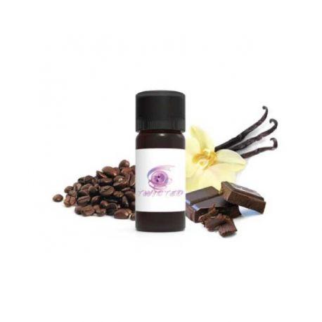 Vanilla Chocolate Mocca Aroma Twisted Vaping Aroma Concentrato da 10ml per Sigarette Elettroniche