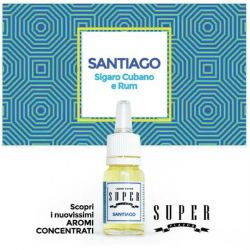 Santiago Aroma Super Flavor