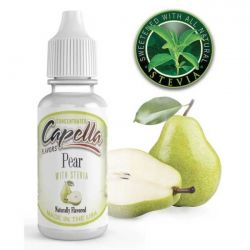 Pear With Stevia Aroma Capella Flavors