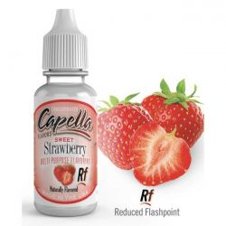 Sweet Strawberry RF Aroma Capella Flavors