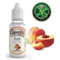 Peach With Stevia Aroma Capella Flavors