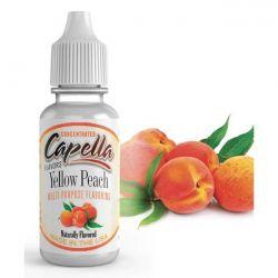 Yellow Peach Aroma Capella Flavors