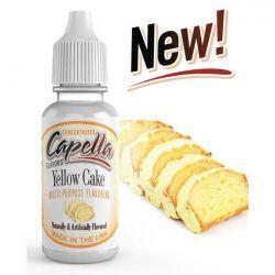 Yellow Cake Aroma Capella Flavors
