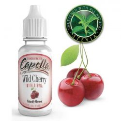 Wild Cherry with Stevia Aroma Capella Flavors