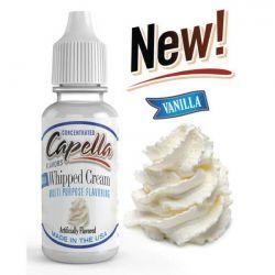 Vanilla Whipped Cream Aroma Capella Flavors