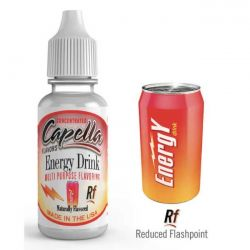 Energy Drink RF Aroma Capella Flavors