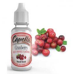 Cranberry Aroma Capella Flavors