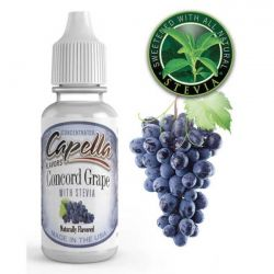 Concord Grape With Stevia Aroma Capella Flavors