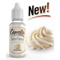Butter Cream Capella Flavors