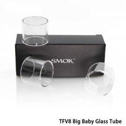 Smok TFV8 Big Baby Vetro Pyrex di Ricambio - 3 Pezzi