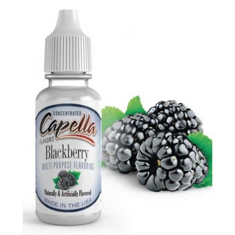 Blackberry Capella Flavors